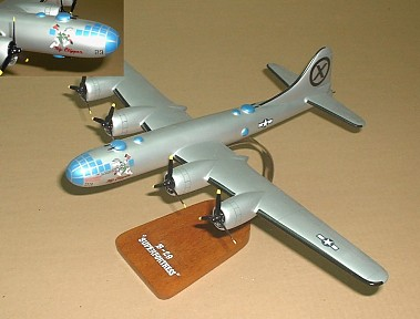 B-29 Stratofortress Custom Scale Model Aircraft