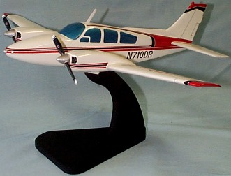 Beechcraft Baron Custom Scale Model Aircraft