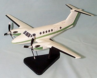 Beechcraft King Air 200 Custom Scale Model Aircraft