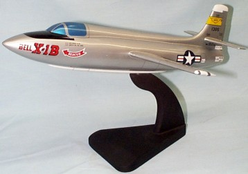 X-1B Custom Scale Model Aircraft