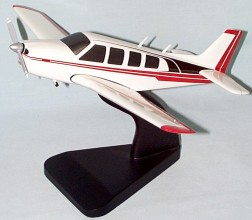 A-36 Bonanza Custom Scale Model Aircraft