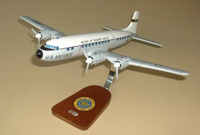 C-118 MATS Custom Scale Model Aircraft