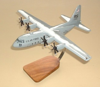 C-130 Hercules Custom Scale Model Aircraft