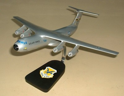 C-141 Custom Scale Model Aircraft