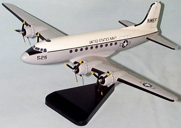 C-54 Navy Transport Custom Scale Model Aircraft