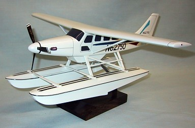 Comp Air CA-8 With Floats Custom Scale Model Aircraft