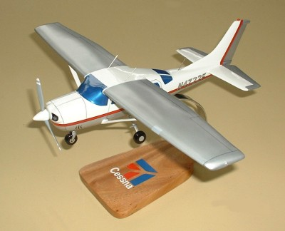 Cessna 206 Custom Scale Model Aircraft