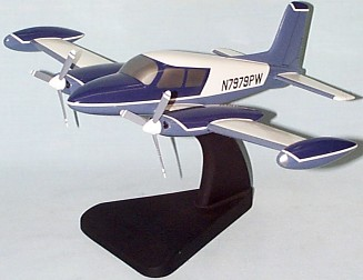 Cessna 310 Custom Scale Model Aircraft