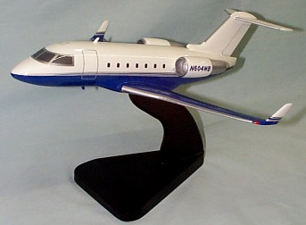 Challenger 601-ER Custom Scale Model Aircraft