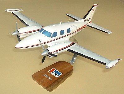 Piper Cheyenne Custom Scale Model Aircraft