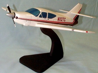 Rockwell 112TCA Commander Custom Scale Model Aircraft