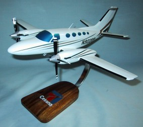 Cessna Conquest Custom Scale Model Aircraft