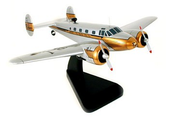 Beechcraft D18S Custom Scale Model Aircraft