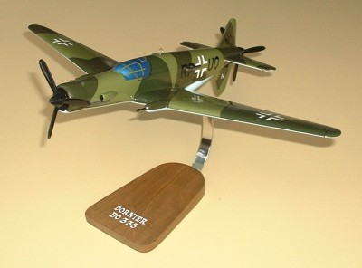 Dornier Do335 Custom Scale Model Aircraft