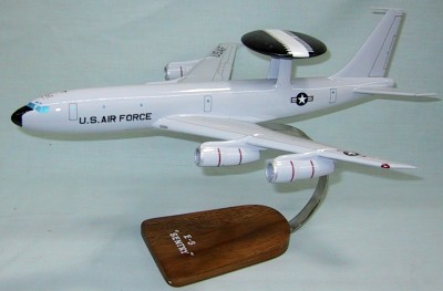 E-3 Sentry Custom Scale Model Aircraft