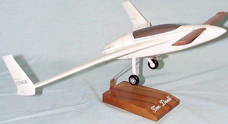 Long EZ Custom Scale Model Aircraft