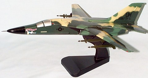 F-111 Custom Scale Model Aircraft