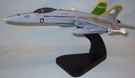 F/A-18 Hornet Custom Scale Model Aircraft