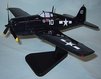 F6F-5 Hellcat Custom Scale Model Aircraft