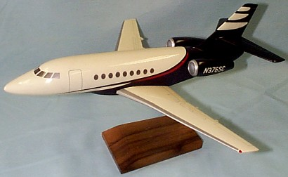 Dassault Falcon 2000 Custom Scale Model Aircraft