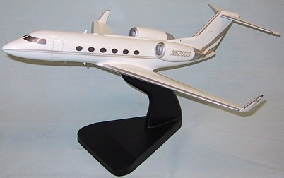 Gulfstream IV Custom Scale Model Aircraft