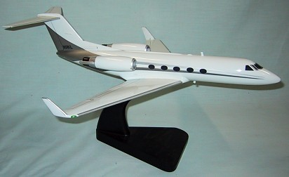 Gulfstream III Custom Scale Model Aircraft