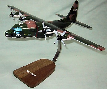 HC-130p Rescue Custom Scale Model Aircraft
