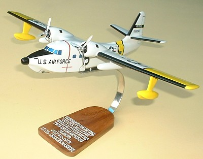 HU-16 Albatross Custom Scale Model Aircraft