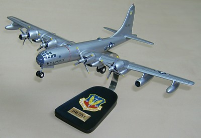 KB-50j Gear Down Custom Scale Model Aircraft
