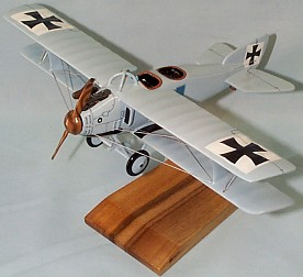 LFG Roland C.II Custom Scale Model Aircraft