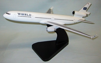 World Airways MD-11 Custom Scale Model Aircraft