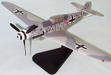 ME-109 Custom Scale Model Aircraft