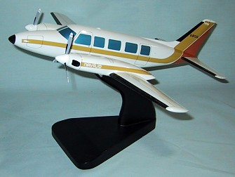 Piper Navajo Custom Scale Model Aircraft