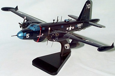 P2V-5F Custom Scale Model Aircraft