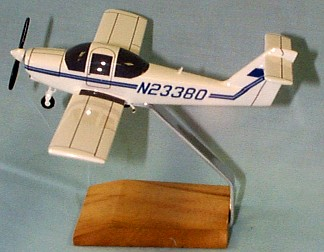 Piper Tomahawk Small Scale Custom Model