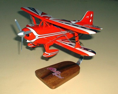 Pitts Special Custom Scale Model Aircraft