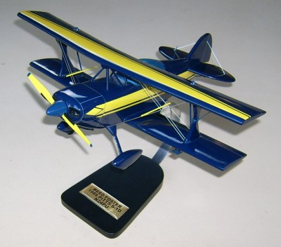 Pitts S-1D Custom Scale Model Aircraft