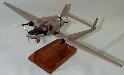 RU-8 Experimental Custom Scale Model Aircraft
