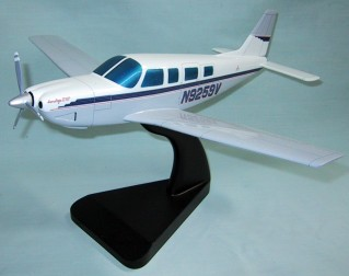 Piper Saratoga Custom Scale Model Aircraft