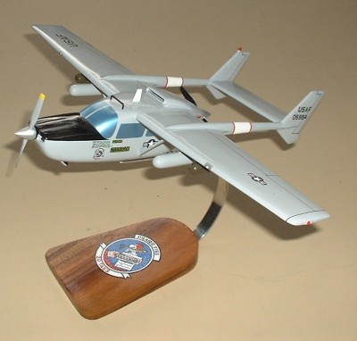 Cessna 0-2A Skymaster Custom Scale Model Aircraft