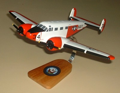 Beechcraft Navy SNB (C-45) Custom Scale Model Aircraft