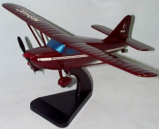Stinson 108 Voyager Custom Scale Model Aircraft