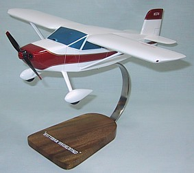 Wittman Whirlwind Custom Scale Model Aircraft