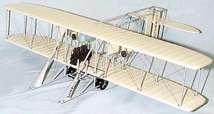 Wright Flyer B Version Custom Scale Model Aircraft