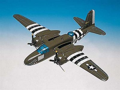 A-20G Havoc 1/40 Scale Model Aircraft