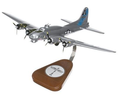 B-17G Sentimental Journey 1/62 Scale Model Aircraft