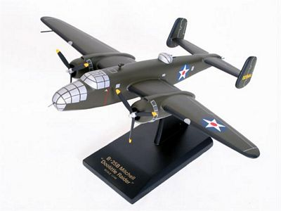 B-25B Mitchell Doolittle Raiders 1/48 Scale Model Aircraft