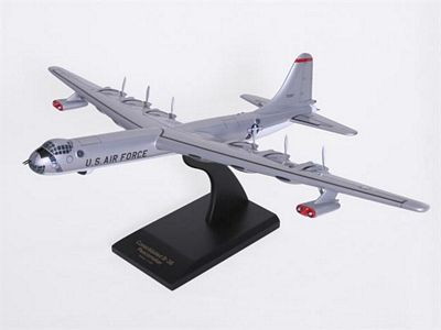 B-36J Peacemaker 1/100 Scale Model Aircraft