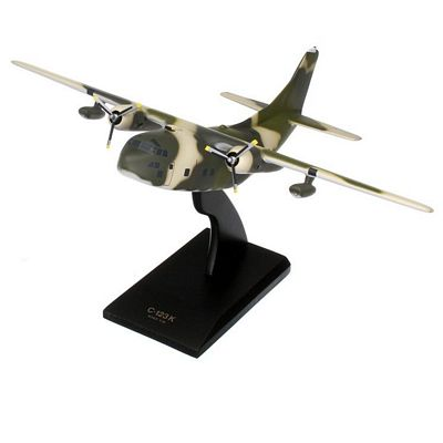 C-123J Provider 1/72 Scale Model Aircraft