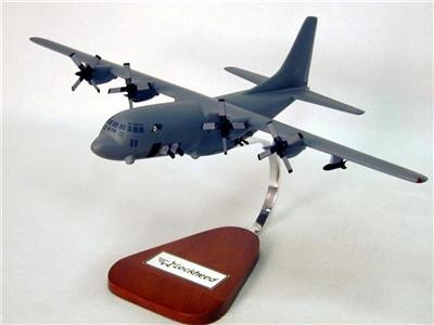 C-130 Hercules Gunship 1/84 Scale Model Aircraft